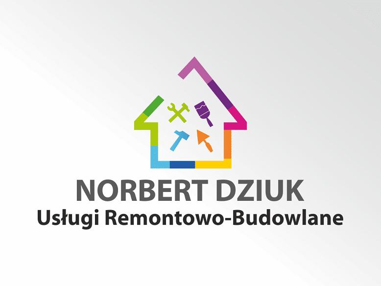 Dla Firmy Norbert Dziuk Projekt I Wykonanie Logo Wizytówki
